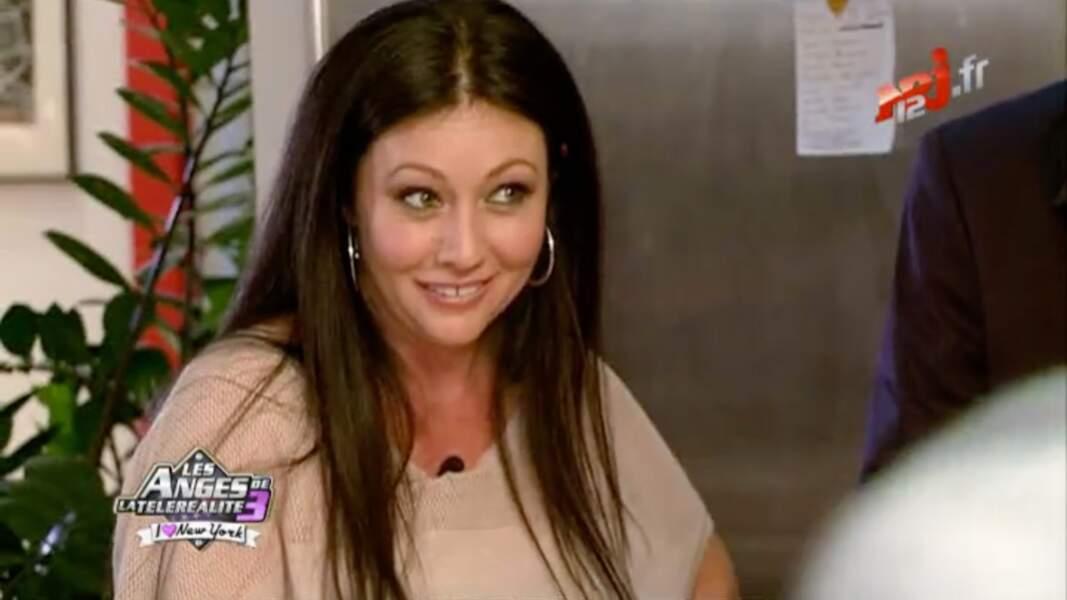 Elle a en effet fait partie de la saison 3 de l'émission, en 2011