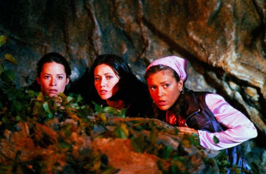 Avec Holly Marie Combs et Alyssa Milano, elles incarnent trois sorcières badass