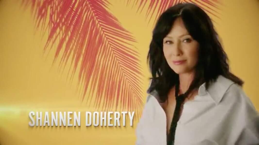 Shannen Doherty avait pourtant commencé par refuser de jouer dans la nouvelle série