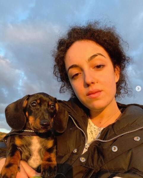 Shera Kerienski en rêvait depuis 5 ans : elle est désormais la maman de cette adorable boule de poils.