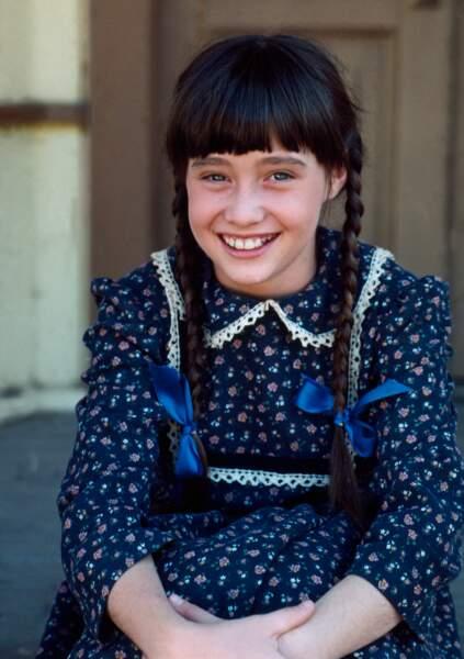 A onze ans, Shannen Doherty a incarné le personnage de Jenny Wilder, la nièce de Laura Ingalls