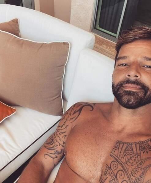 A moins que vous ne préfériez Ricky Martin ?
