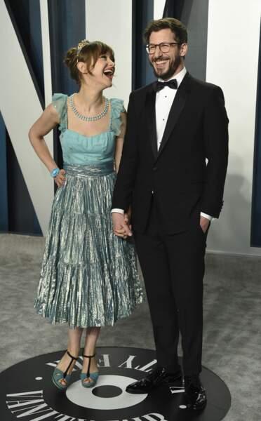 Andy Samberg et Joanna Newsom