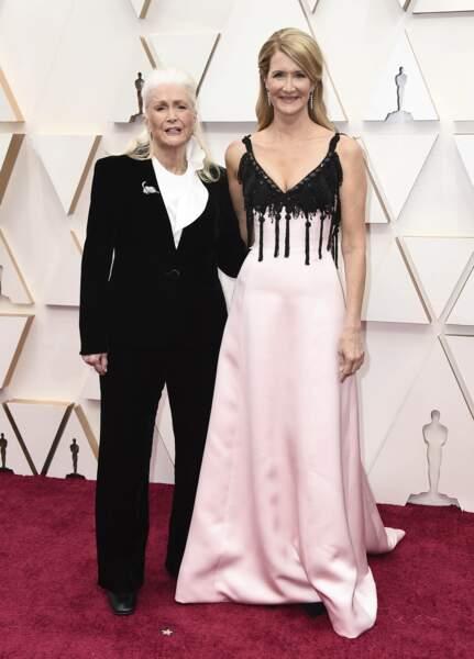 Diane Ladd et Laura Dern