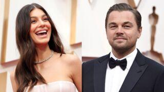 Leonardo DiCaprio et sa chérie Camila Morrone, très tactiles et complices aux Oscars (PHOTOS)
