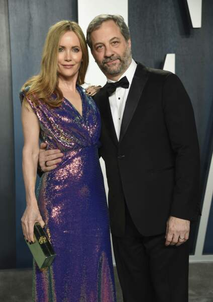 Leslie Mann et Judd Apatow