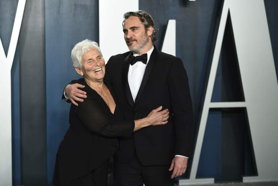 Joaquin Phoenix et Arlyn Phoenix