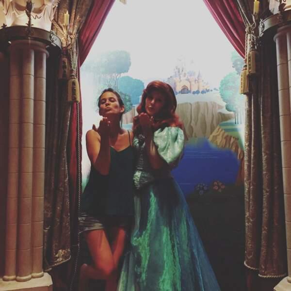 Ce n'est pas tous les jours qu'on rencontre une princesse !