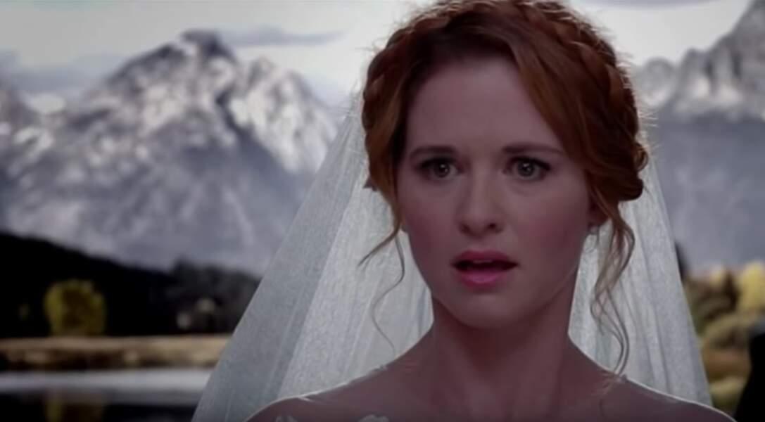 """Les propos de Jackson laissent la future mariée bouche bée…elle finira par dire """"oui"""" à Jackson, pour le plus grand bonheur des fans !"""