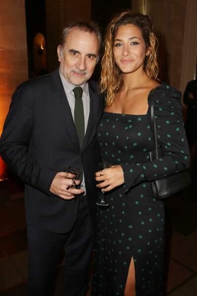 Antoine Duléry et Manon Azem