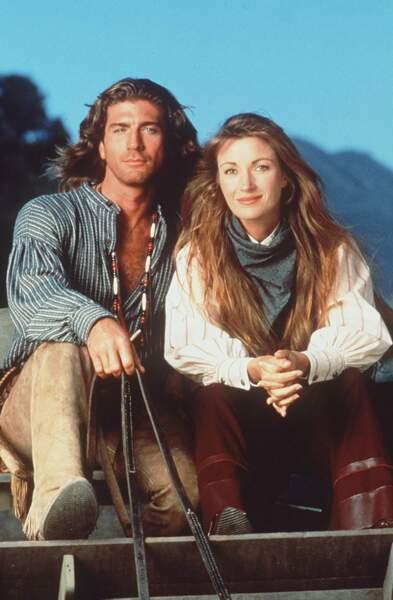 Grâce à son rôle culte dans Docteur Quinn, femme médecin (1993-1998), Jane Seymour a marqué une génération entière
