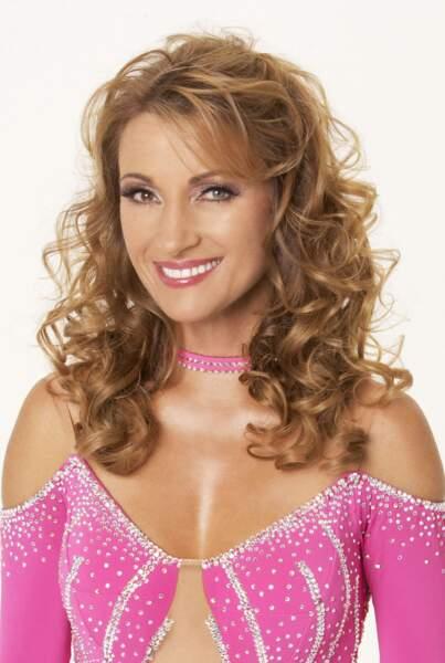 En 2007, Jane Seymour a participé à la version américaine de Danse avec les stars. Méconnaissable, non ?