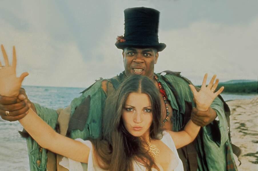 En 1973, Jane Seymour a joué une James Bond Girl dans Vivre et laisser mourir