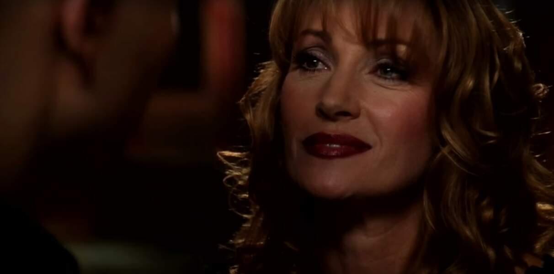 En 2004, la comédienne a fait une arrivée remarquée dans la saison 4 de Smallville
