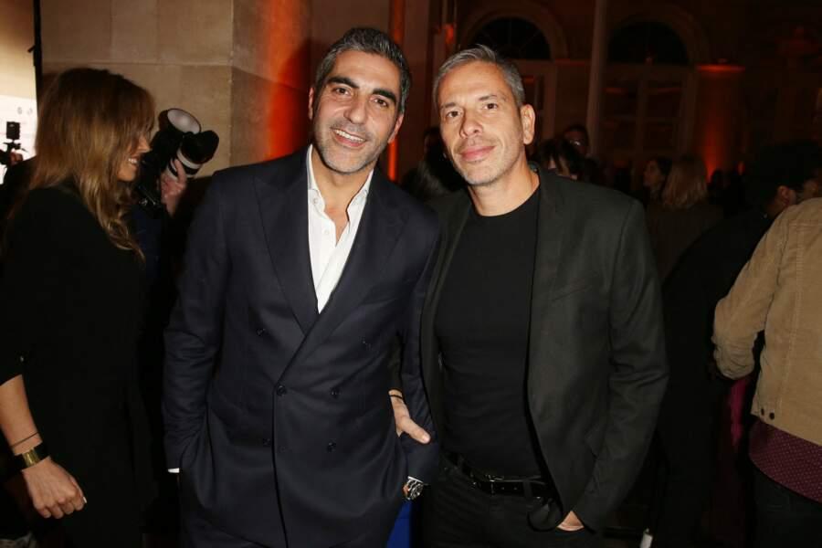 Medi Sadoun et Ary Abittan