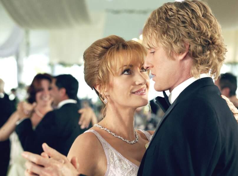 Dans Serial Noceurs (2005), Jane Seymour a fait les yeux doux à Owen Wilson