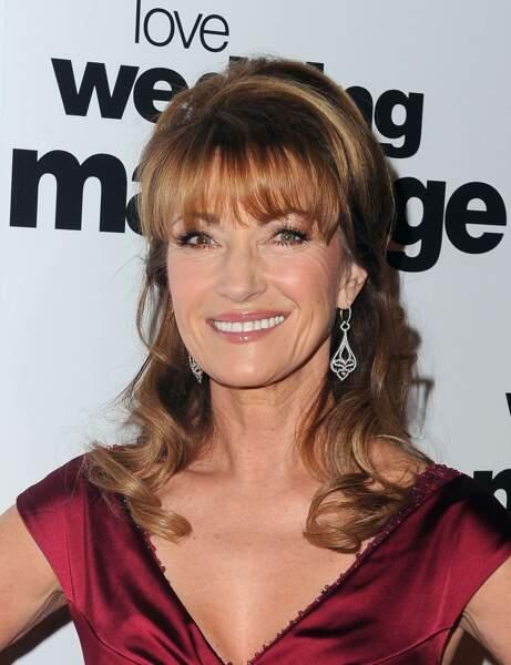 En 2011, la comédienne a joué dans le film Amour, mariage et petits tracas