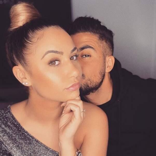 Oussama (Les Anges 11) a aussi introduit l'élue de son cœur sur Instagram