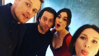 Outlander (Netflix) : Sam Heughan, Sophie Skelton et les autres stars dévoilent les coulisses du tournage (PHOTOS)