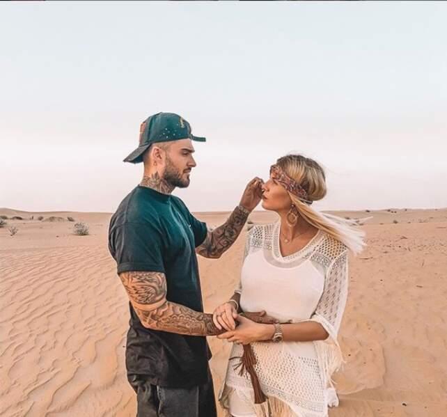 Jessica Thivenin et son chéri Thibault Garcia ont aussi déménagé à Dubaï