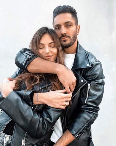 Cloé Cooper et Sébastien Pinelli (Les Anges 12) sont plus amoureux que jamais !
