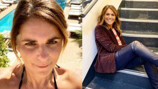 Vacances, plateaux télé et selfies… Le Best-of Instagram de Valérie Bénaïm (PHOTOS)