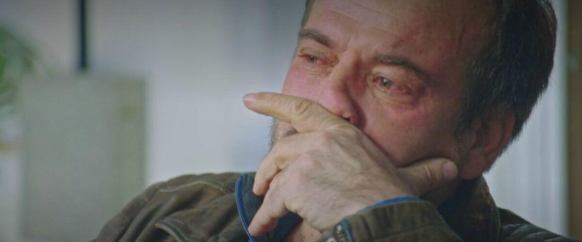 Séquence émotion dans Plus belle la vie : Boher fond en larmes et confie son angoisse