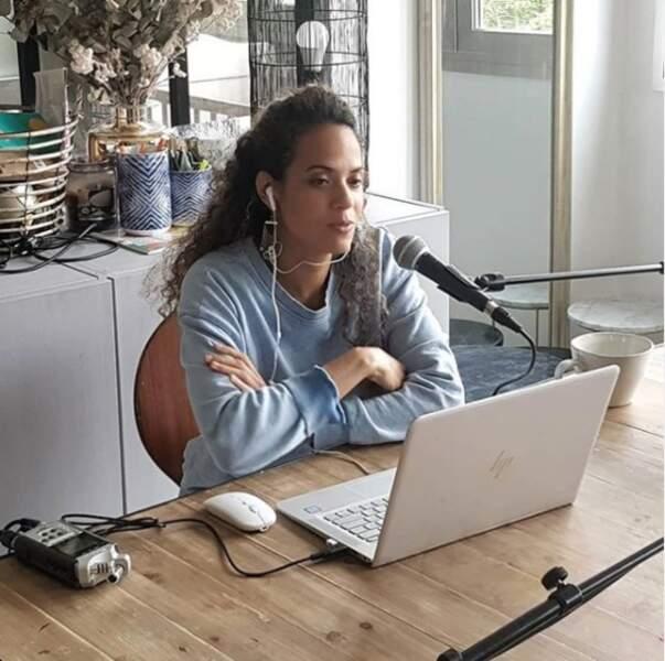 Andréa Decaudin a d'ailleurs créé un podcast dédié à la décoration