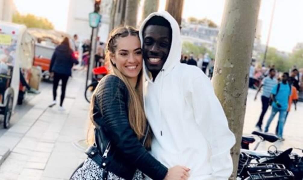 Elle est en couple avec idrissa Gueye