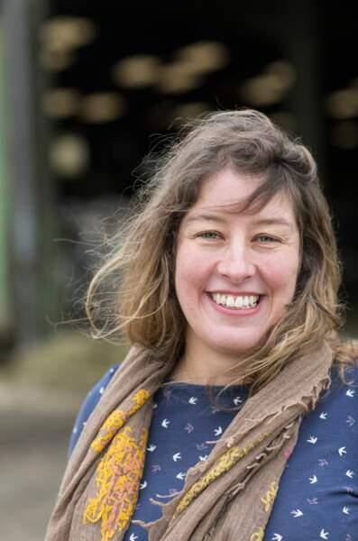 Laura, 37 ans, éleveuse de vaches laitières - Pays de la Loire