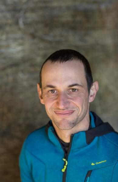 Florian, 37 ans, éleveur de vaches allaitantes - Nouvelle Aquitaine