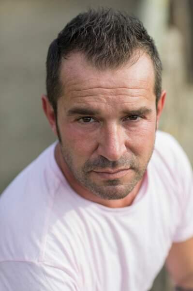Mathieu, 44 ans, éleveur de taureaux de Camargue - Occitanie