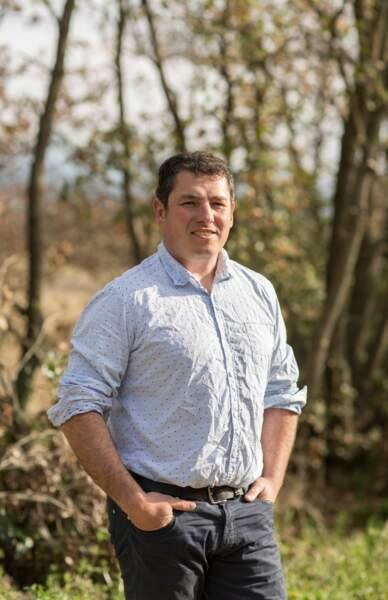 Paul-Henri, 38 ans, éleveur de vaches allaitantes, de chevaux et de volailles - Occitanie