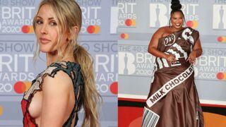 BRIT Awards 2020 : Ellie Goulding renversante, Lizzo à croquer... (PHOTOS)