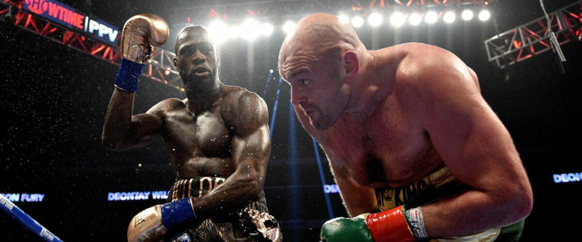 Programme TV Boxe : sur quelle chaîne et à quelle heure suivre la revanche Wilder/Fury ?