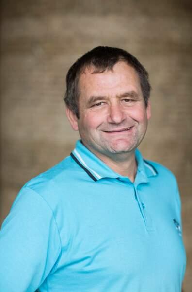 Eric l'Auvergnat, 57 ans, éleveur laitier - Auvergne-Rhône-Alpes