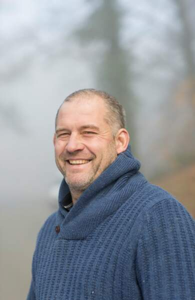 Laurent, 45 ans, éleveur de vaches allaitantes - Normandie