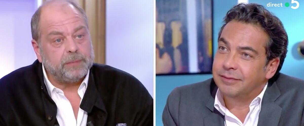 Eric Dupond-Moretti recadre Patrick Cohen après un parallèle entre l'affaire Griveaux et Julian Assange (VIDEO)