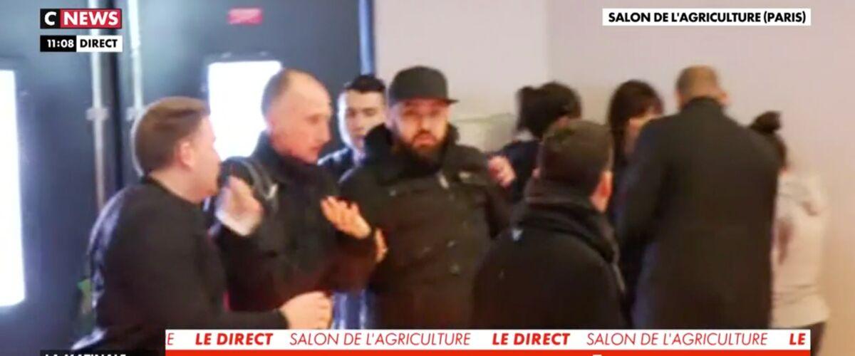 Salon de l'Agriculture : Eric Drouet viré par les forces de sécurité présidentielles