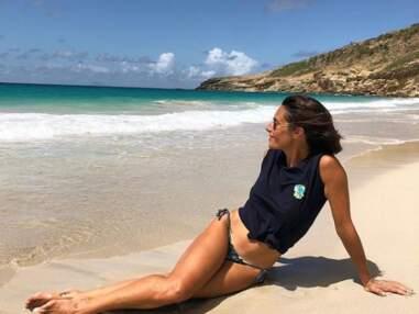 Sa famille, ses amis stars, ses vacances au soleil... découvrez le meilleur du compte Instagram d'Alessandra Sublet