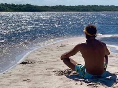 Vacances au soleil, famille, basket : découvrez la vie de rêve de Joakim Noah (PHOTOS)