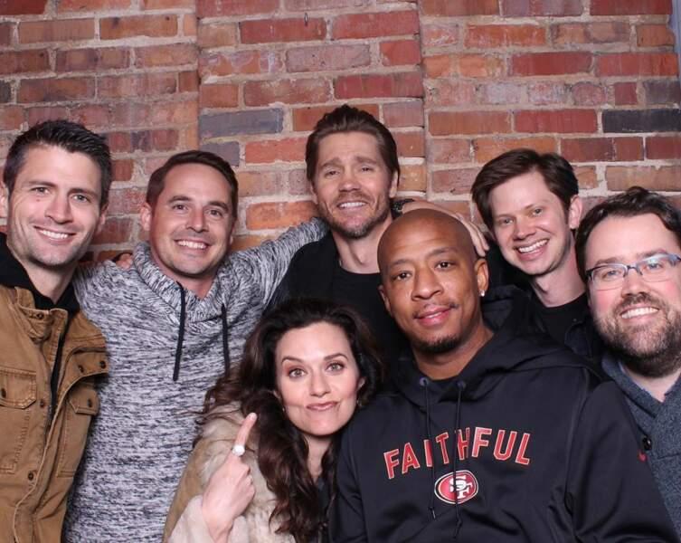 Huit ans après la fin des Frères Scott, les acteurs de la série se sont réunis, et notamment ceux qui sont apparus dans le tout premier épisode !