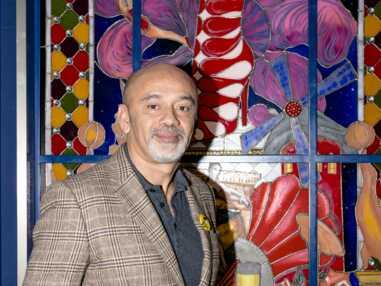 Les stars au vernissage de l'exposition Louboutin