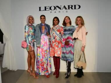 Rachel Legrain-Trapani enceinte, Clémence Botino Alicia Aylies, Sylvie Tellier... Les Miss France de sortie pendant la Fashion Week