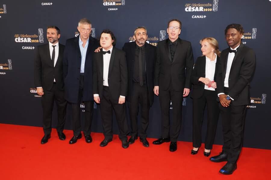 L' équipe du film Hors normes