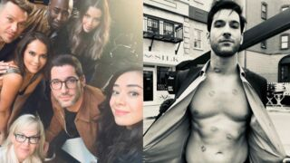 Tom Ellis : séducteur dans Lucifer, homme marié dans la vie… L'acteur se met à nu sur Instagram (PHOTOS)