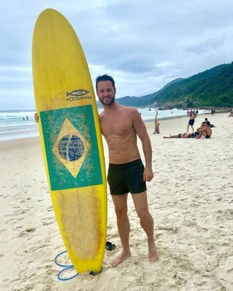 Et que dire de Christian Millette, au Brésil ?