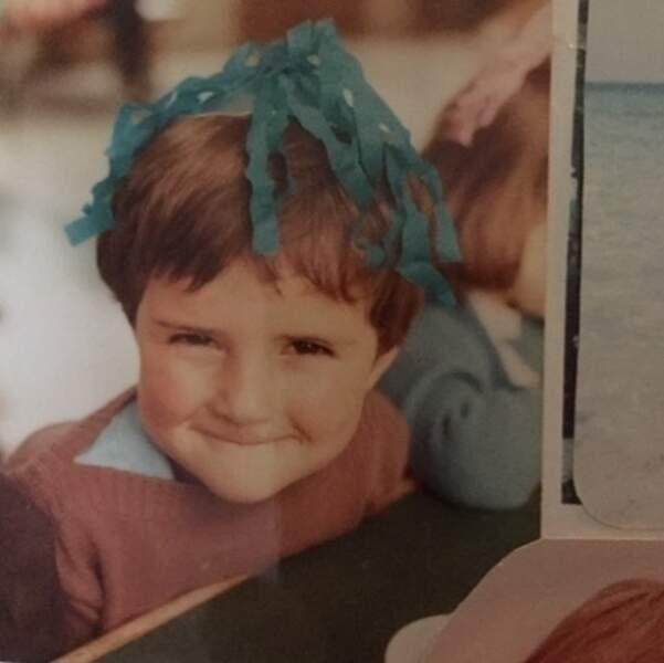 Aussi mignon qu'Orlando Bloom enfant.