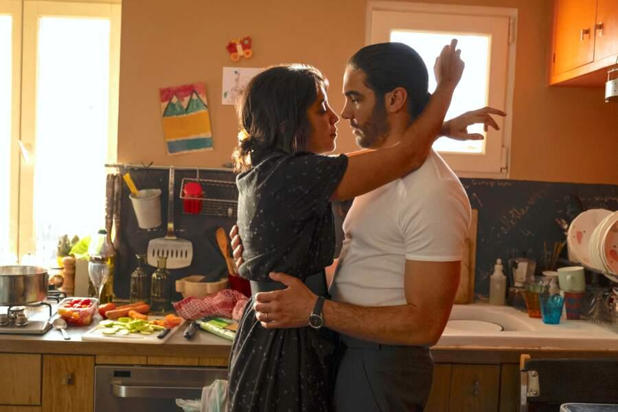 """Nous retrouvons Leila et Tahar Rahim pour """"The Eddy"""" (Netflix) en 2020"""