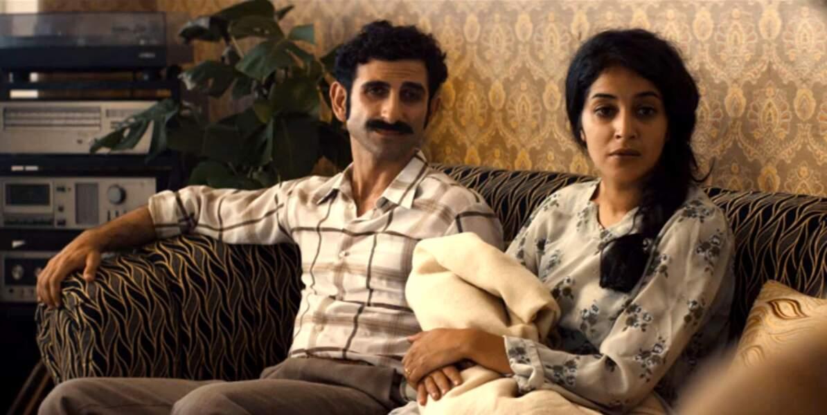 """""""Nous trois ou rien"""": Leila et Kheiron qui est aussi le réalisateur du film (2015)"""